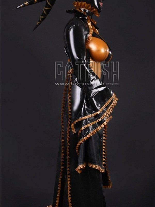 Latexový Catsuit CF-CANV605