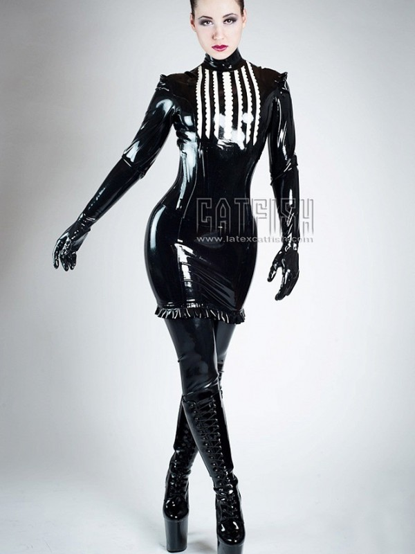 Latexový top CF-DRNV222