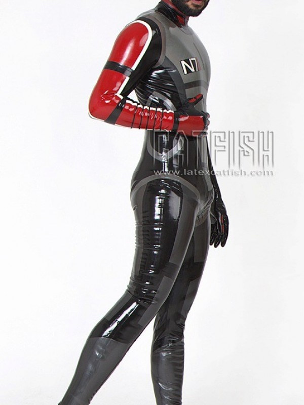 Latexový Catsuit CANV14013