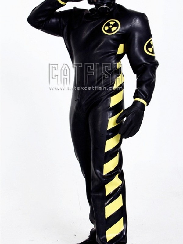 Latexový Catsuit CF-CANV628