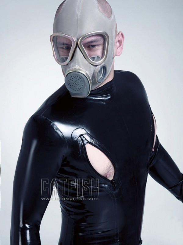 Latexový Catsuit CF-CANV400