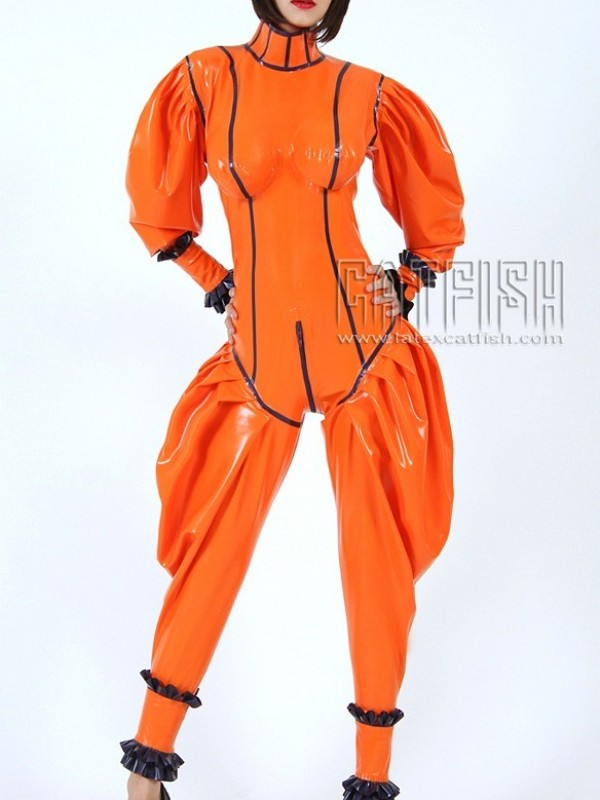 Latex Catsuit CF-CANV16770