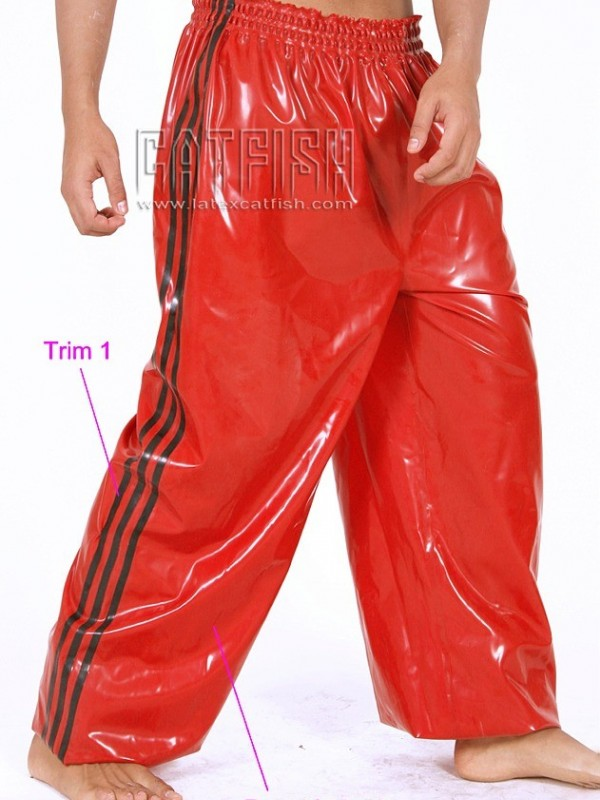 Latex pants CF-PANV14259
