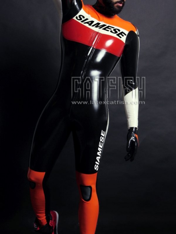 Latexový Catsuit CANV15284