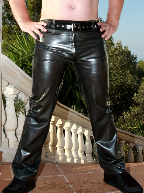 Latex pants PANV15189