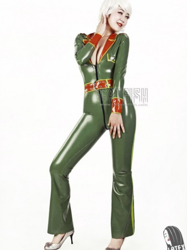 Latexový Catsuit CF-UNNV946