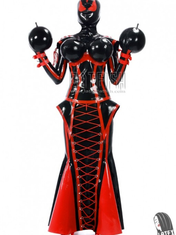 Latexový outfit CF-OUNV610