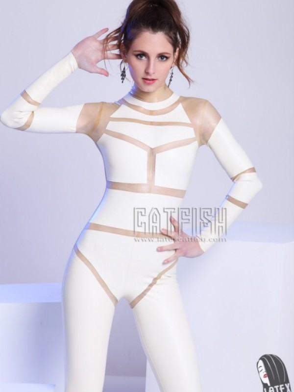 Latexový Catsuit CF-CANV14030