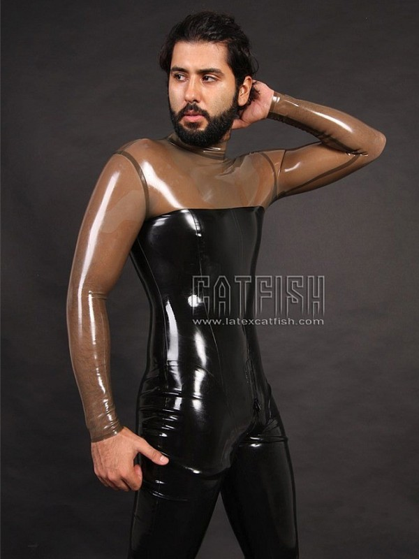 Latexový Catsuit CF-CANV999M