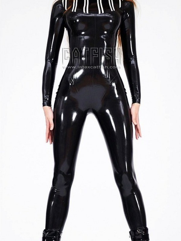 Latexový Catsuit CF-CANV14338